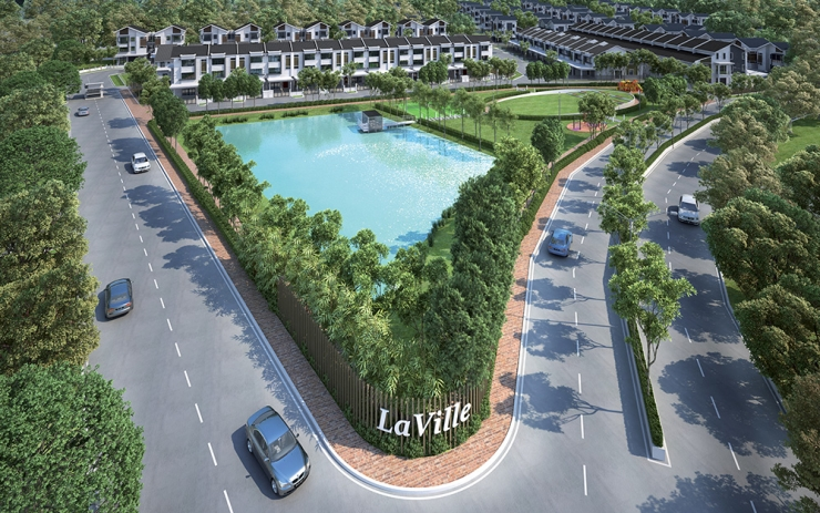 LAVILLE | Cheras Selatan | Completed